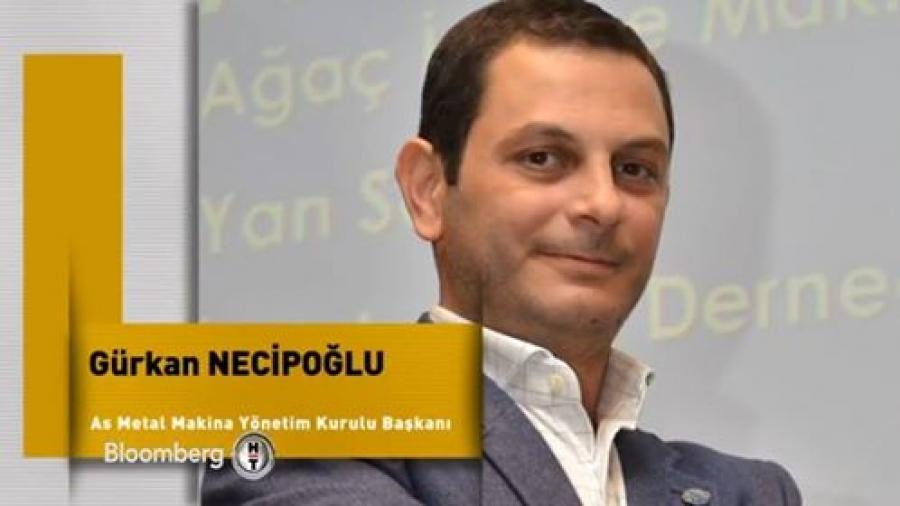 Gürkan Necipoğlu, Bloomberg Ht – Çıkış Yolu'nda Sami Altınkaya'nın Canlı Yayın Konuğu Oldu