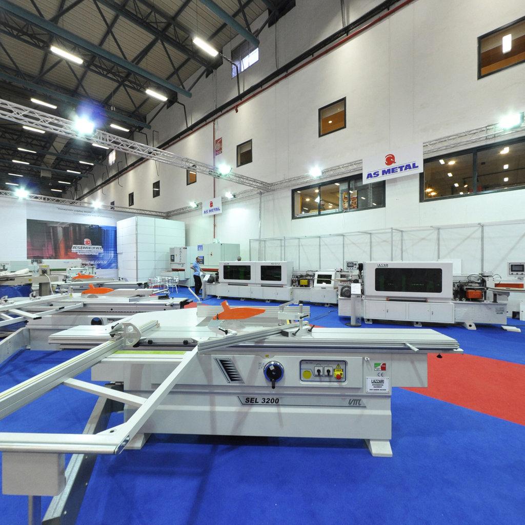 TÜYAP WOODWORKING MACHINERY FAIR 2015
