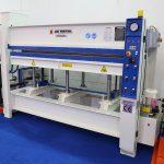 Thermal Oil Heated Hydraulic Veneer and Laminate Press