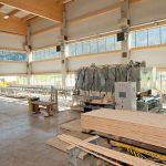 Masif Ağaç Panel ve Kiriş Laminasyon Hattı