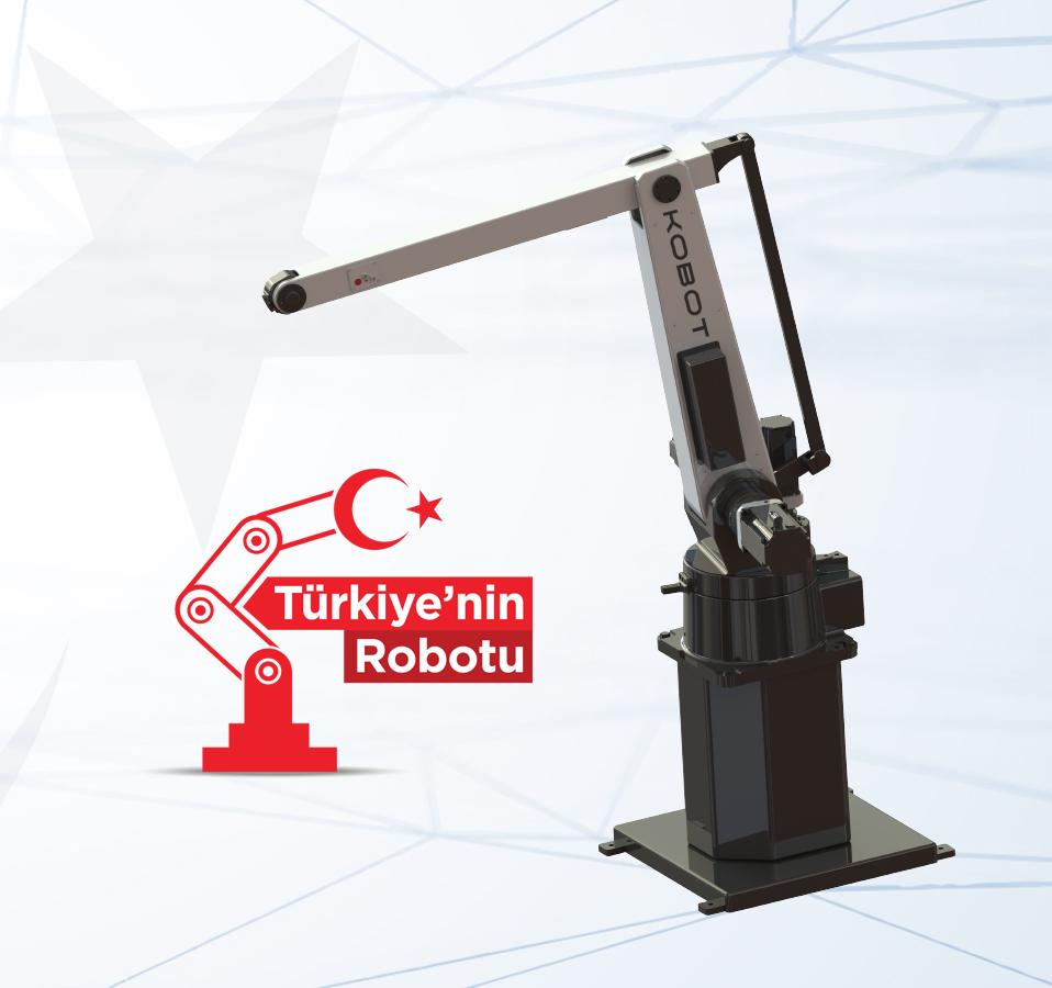 5-6 Axis Robot Arms