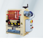 Solid Wood Panel Presses with Horizontal Pistons