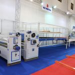 Automatic Foil and Natural Veneer Press Lines